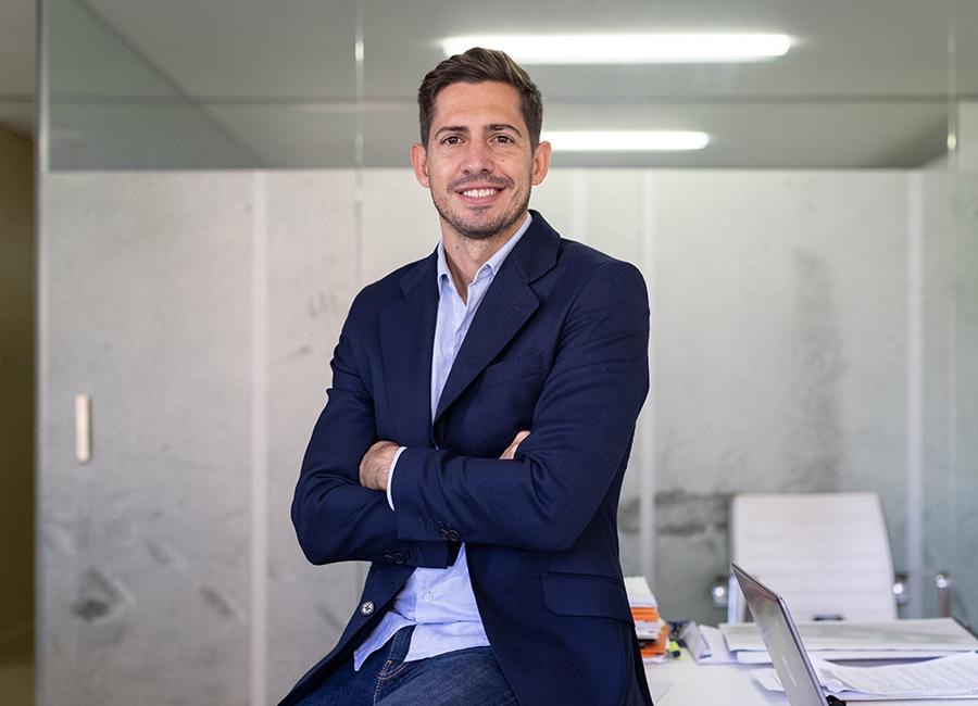 Modesto Campos - Consejero Delegado Hormigones TAUCE