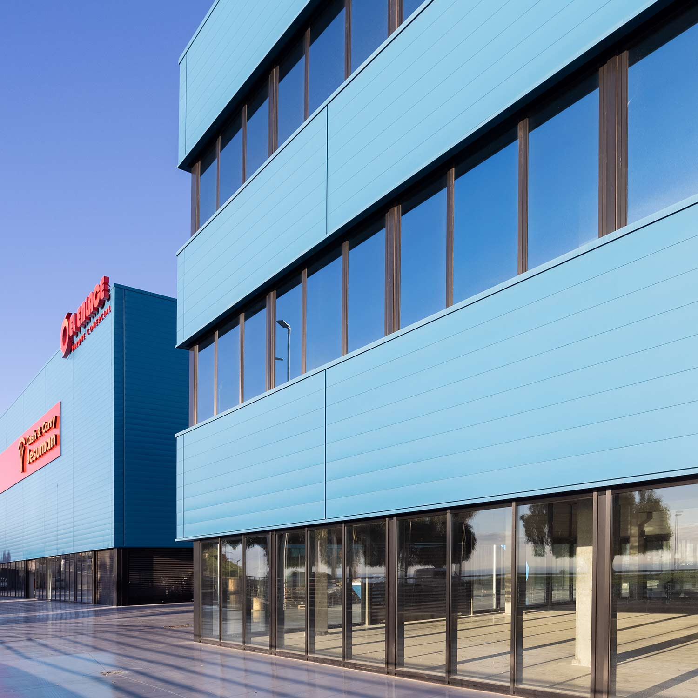 Centro Comercial El Enlace - Hormigones TAUCE