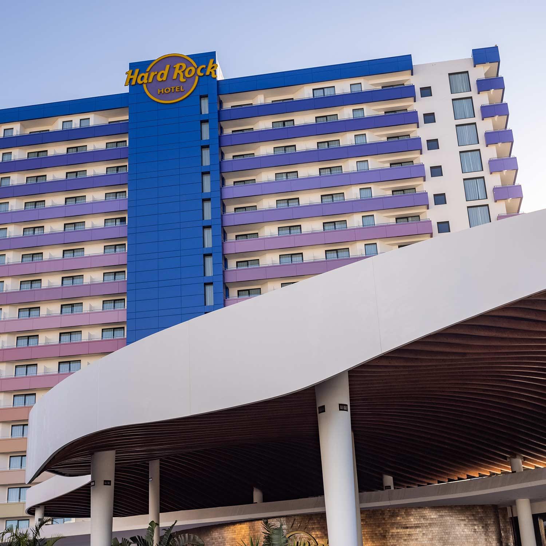 Hotel Hard Rock - Hormigones TAUCE