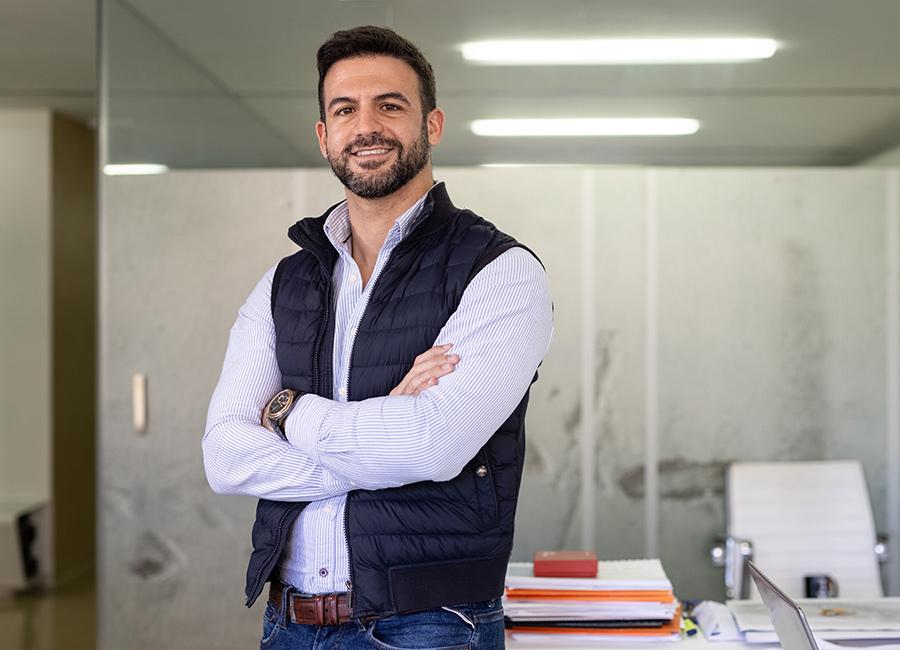 Carlos González - Dirección Técnica Hormigones TAUCE