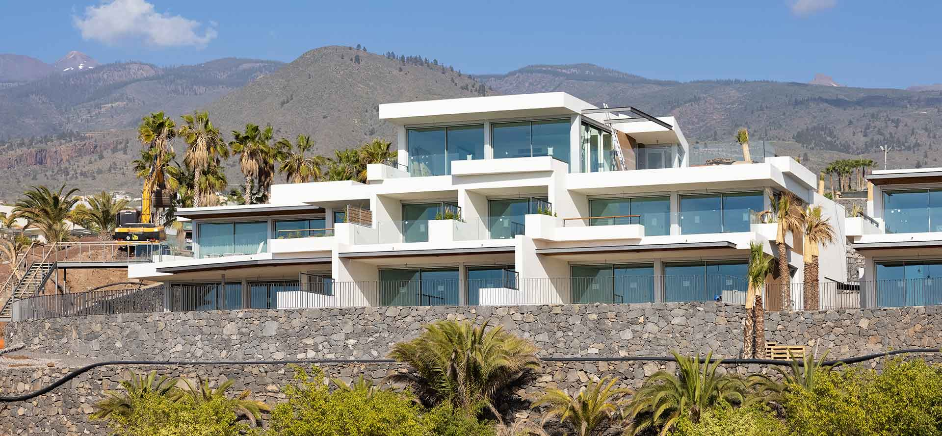 Villas de Abama DRAGADOS - Hormigones TAUCE