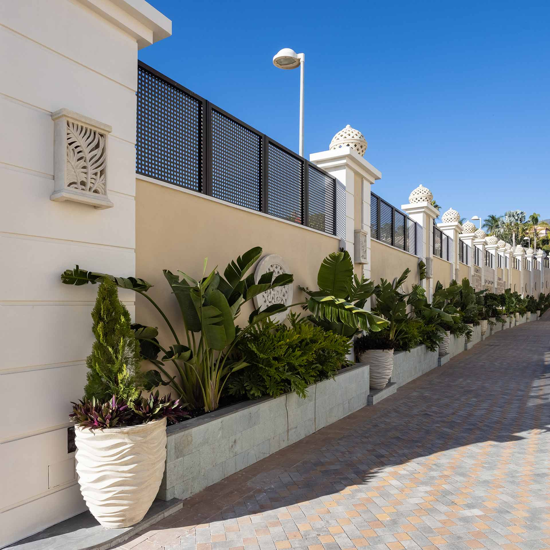 Hotel Royal Garden River - Hormigones TAUCE