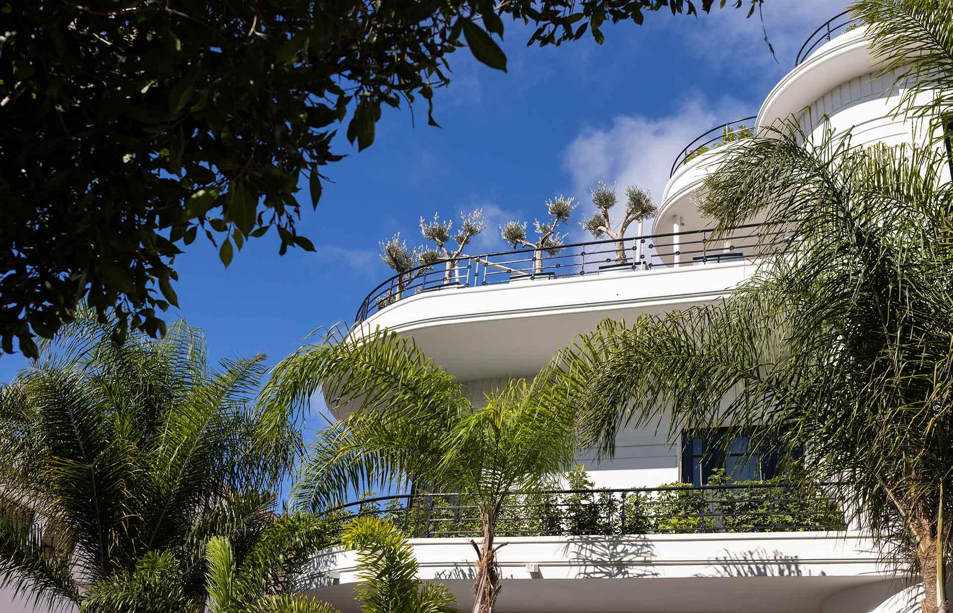 Vivienda en Santa Cruz de Tenerife - Hormigones TAUCE